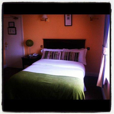 Uppercross House Hotel: Double Room
