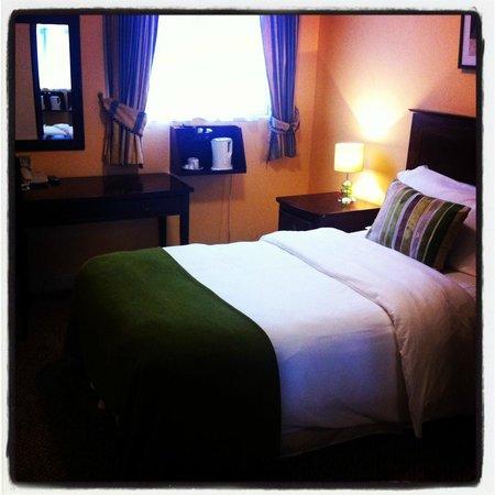 Uppercross House Hotel: Single Room