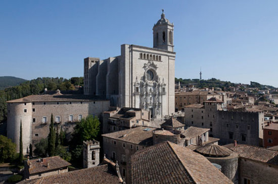 Gérone, Espagne : Catedral