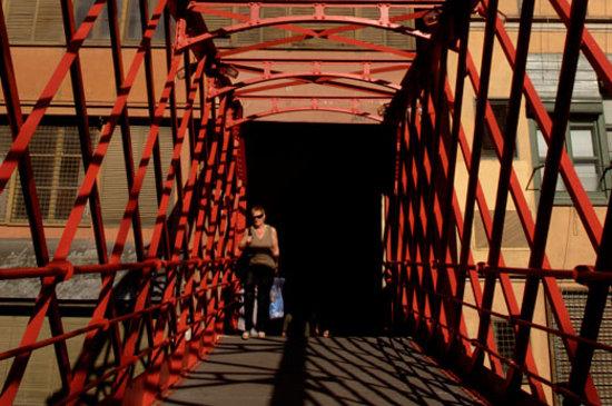 Girona, España: Puente Eiffel