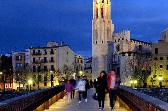 Girona, España: Basílica Sant Feliu