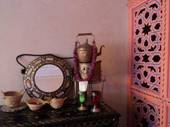 Dar Al Aafia: Dans la salle à manger
