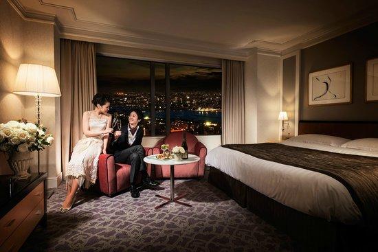 Hotel Hankyu International: Superior Double Grand