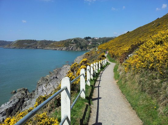 Rhossili Bay: walk to Caswell Bay