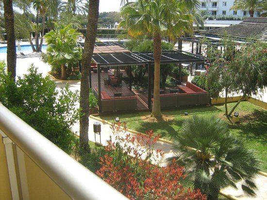 Protur Sa Coma Playa Hotel & Spa: Bar lounge area