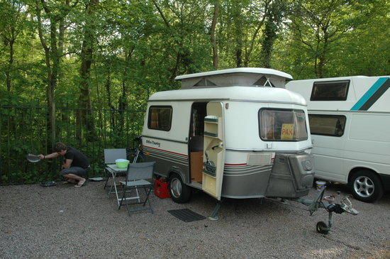 Camping Vliegenbos: Small is beautifull