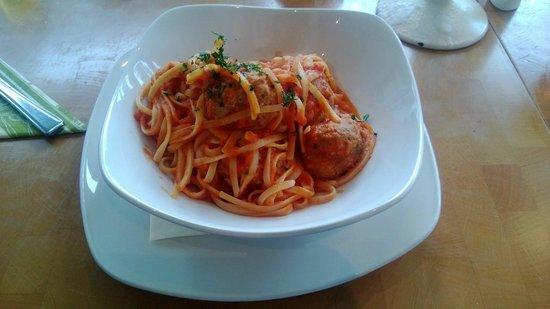 Fat Olives brasserie : Meatballs