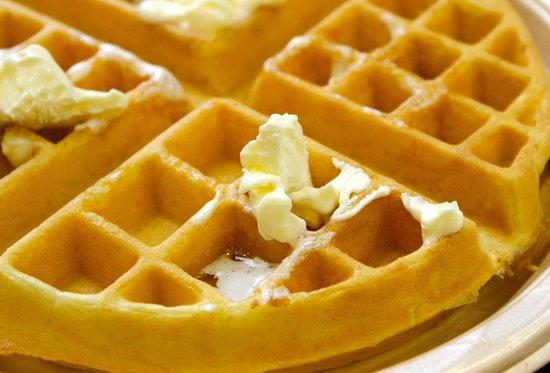 Hampton Inn & Suites Tifton : Fresh made waffle