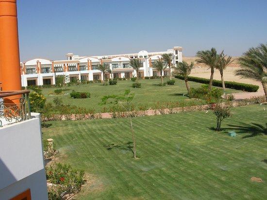 Fantazia Resort: Vista hotel dalla camera