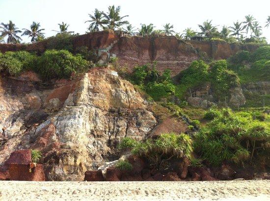 Oceano Cliff: Территория отеля