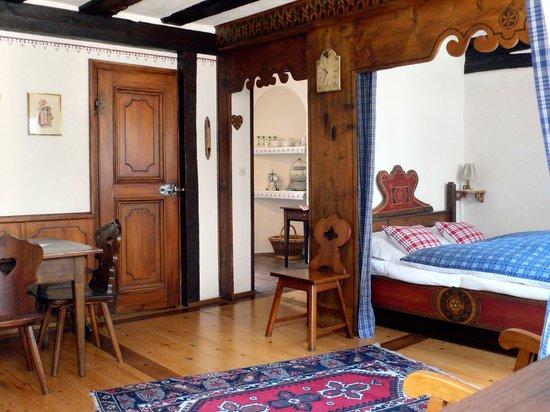 Chambres d 39 hotes butterlin kientzheim frankrijk foto 39 s reviews en prijsvergelijking - Tripadvisor chambre d hote ...