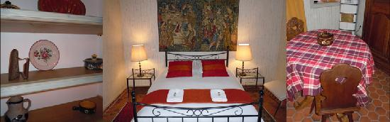 La Cour Des Nobles : The Truchsess bedroom