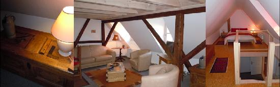 La Cour Des Nobles : The Ammerschwihr Suite