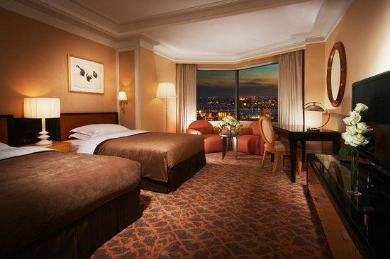 Hotel Hankyu International: Superior Twin Grand