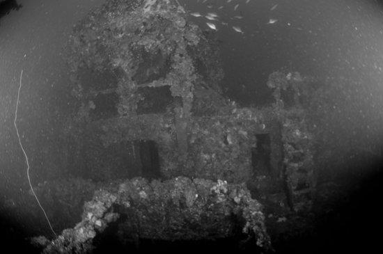 Truk Blue Lagoon Resort: Wrecks