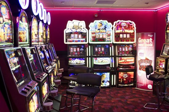 Mecca Bingo: arcade