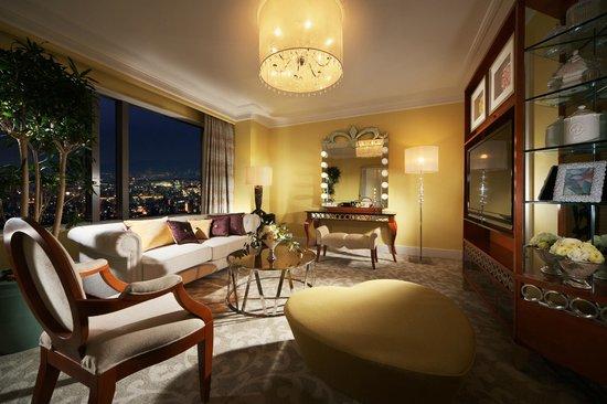 Hotel Hankyu International: Junior Suite Paradise