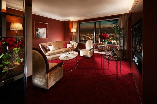 Hotel Hankyu International: Junior Suite Applause