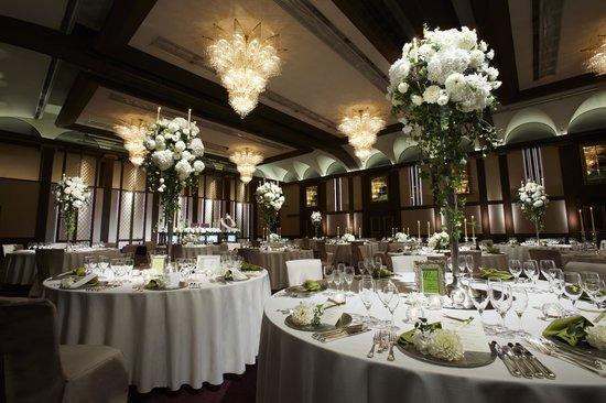 Hotel Hankyu International : Banquet hall SHION