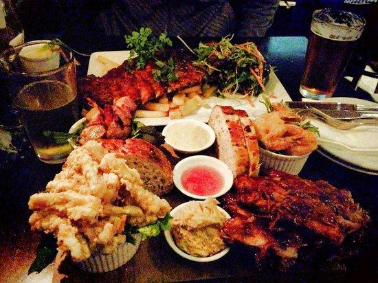 Deep Creek Brews & Eats : Date night dinner