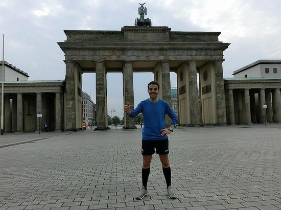 Mike's SightRunning Berlin: Running with Mike in Berlin