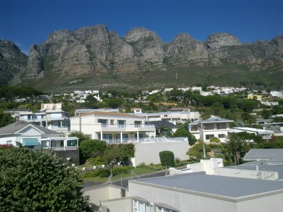 3 On Camps Bay Boutique Hotel: Table Mountain