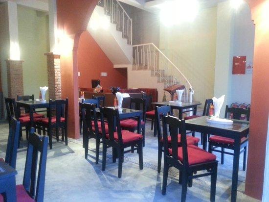 Carlo's Restaurant : Dinning room Ground Floor