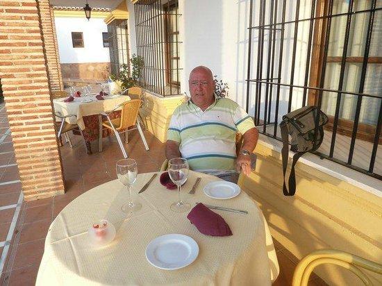 Hotel Carlos Astorga : cena