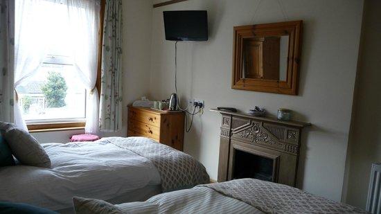 Greenwood Guest House: Room 2 - twin en-suite room