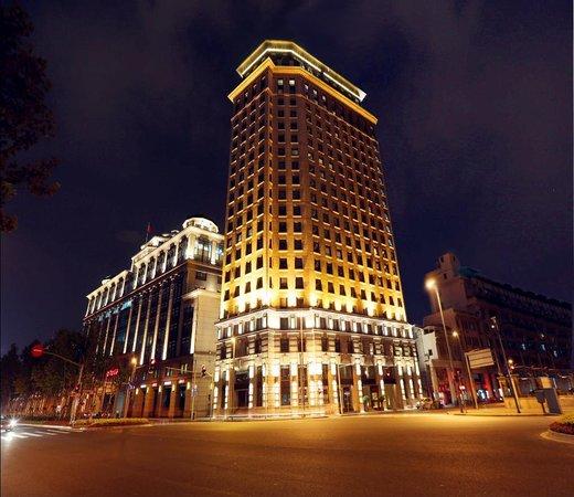 Les Suites Orient, Bund Shanghai: Hotel Exterior