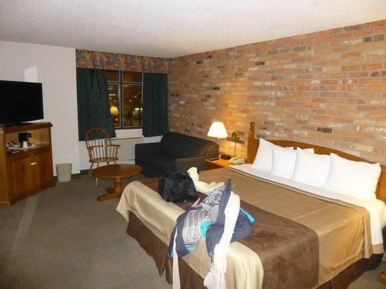 Travelodge Hotel Toronto Airport/Dixon Road: Room