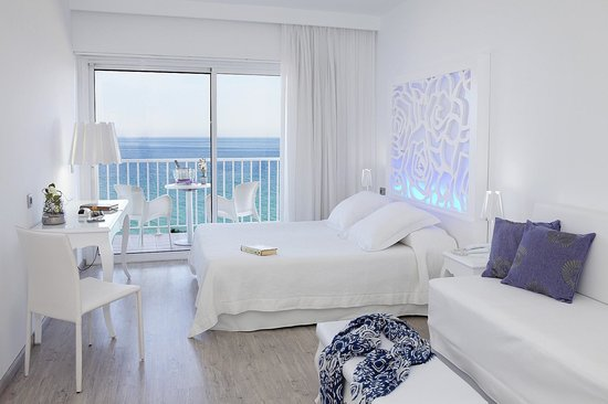 Hotel Planamar: Junior Suite front sea view
