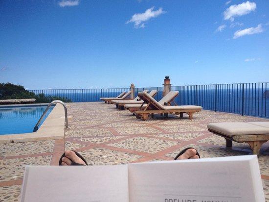 Hotel Sa Pedrissa: Peace!!