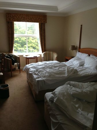 Westwood House Hotel : Twin-Bed-Zimmer