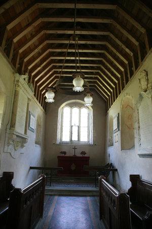 St Mary's Church: The altar