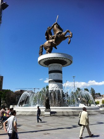 Macedonia Holidays and Tours - Day Tours