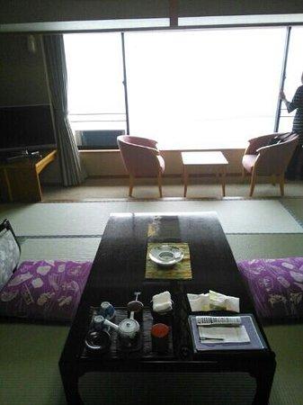 Kichimu: ショートステイで利用した和室
