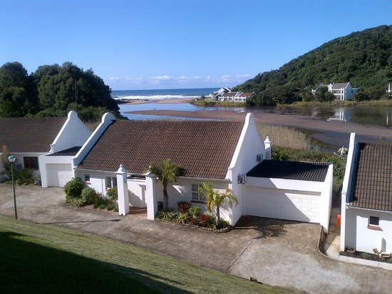 The Estuary Hotel & Spa: View from Room 303