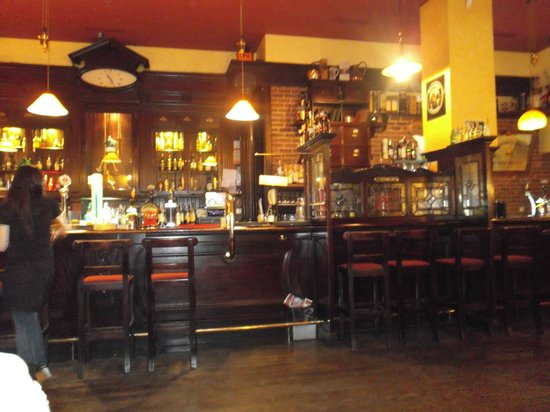 Finnegans of Dublin : interno