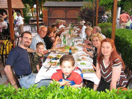 Urbinati Hotel: Famiglia