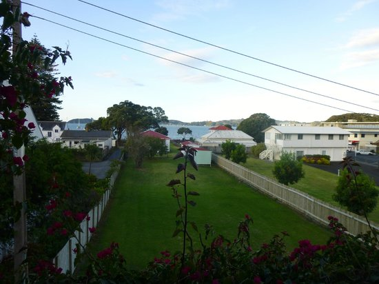 The Mousetrap Backpackers: Veranda view