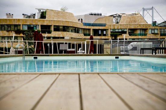 Republika Academic Aparts: Terrace Pool
