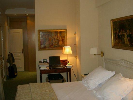 Casa Romana Hotel Boutique : el área del dormitorio