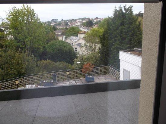 Bay Tor Park Hotel: bedroom window