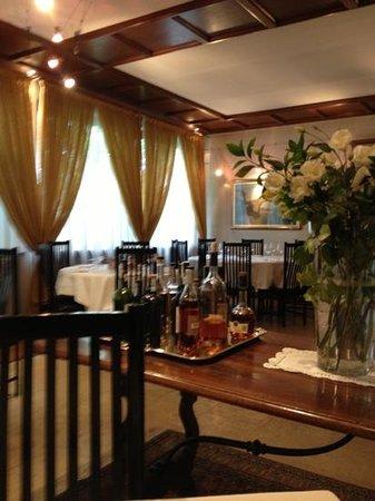Ristorante Ponte di Briolo: sala ristorante