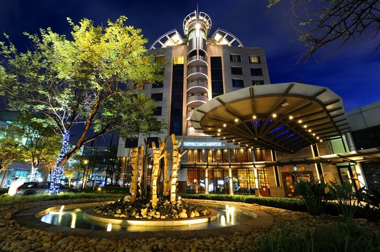 InterContinental Johannesburg OR Tambo Airport: InterContinental OR Tambo  Hotel
