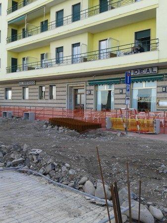 Arma di Taggia, Italia: Entrée