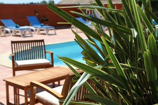 Oeno Lodge: piscine