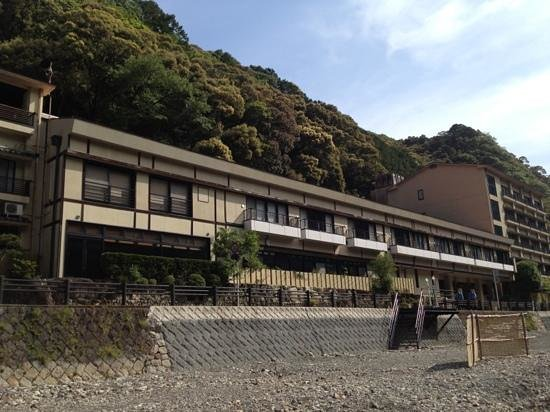 Kawayu Onsen Fujiya: 外観