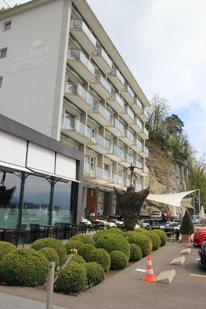 Hotel Seeburg: Отель снаружи
